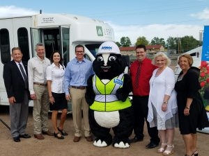 Atmos Energy Helps Discover Goodwill Deliver Heating Assistance