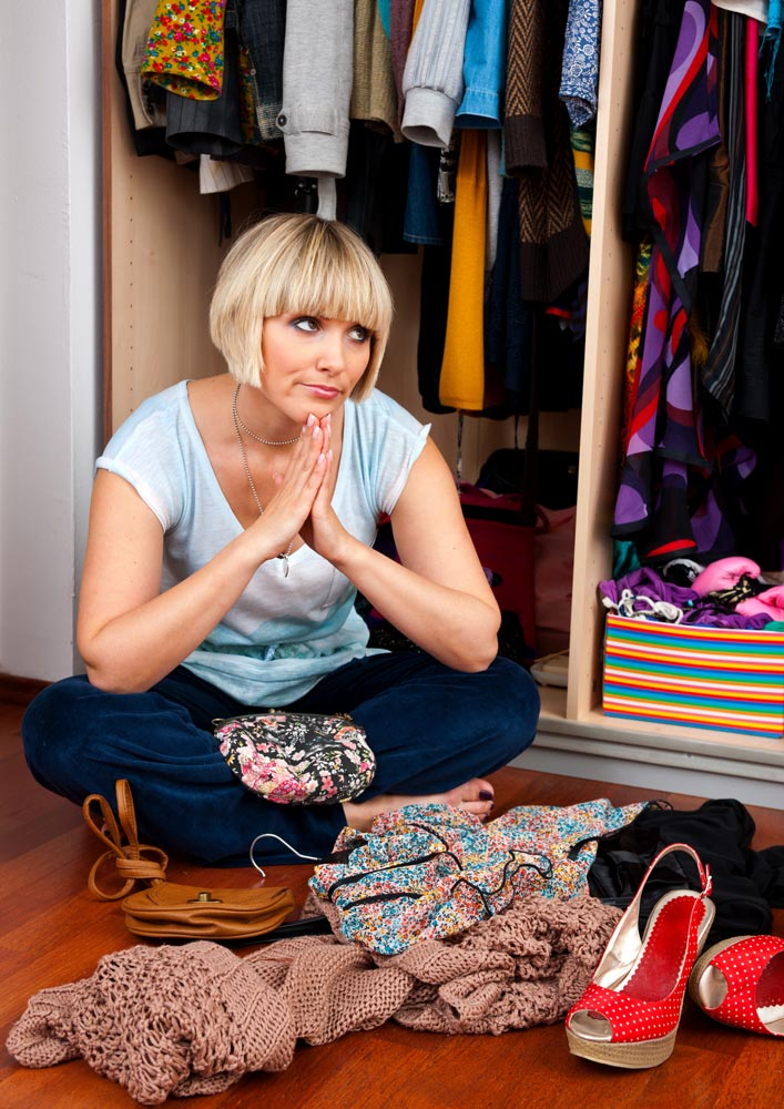 Resolve to declutter this year