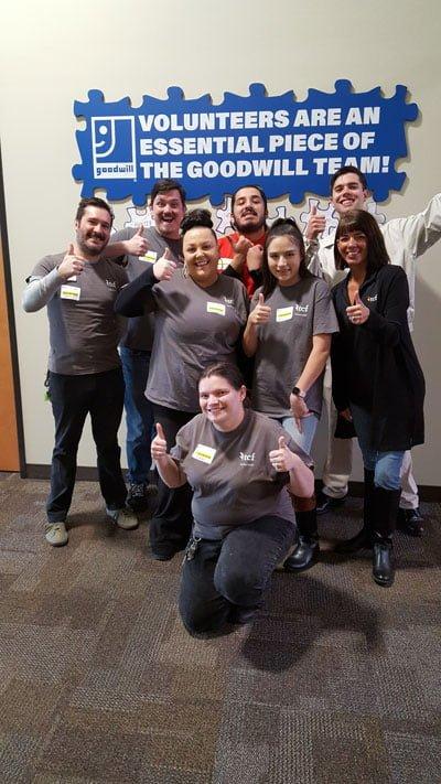 TCF Bank Volunteer Group