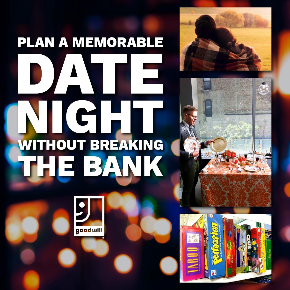 plan a date night blog post