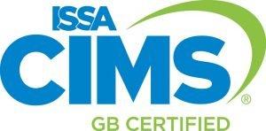 ISSA CIMS Certification Logo