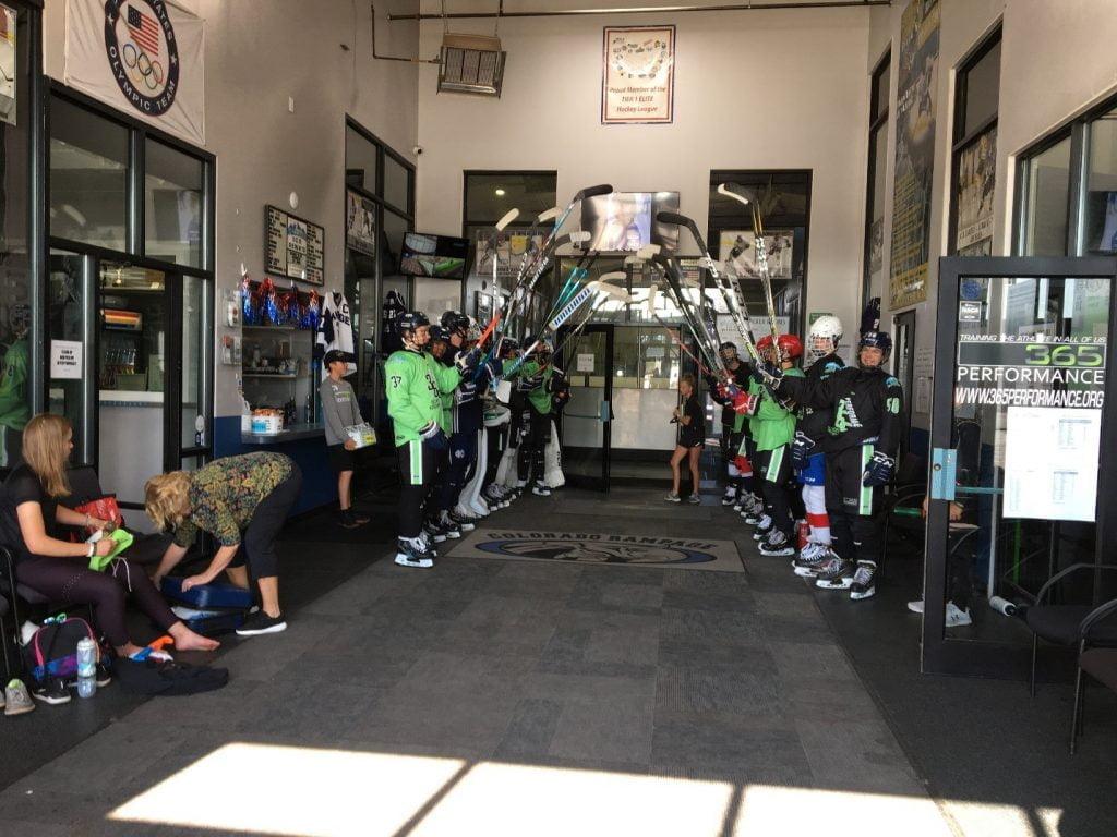 Rampage Hockey Team