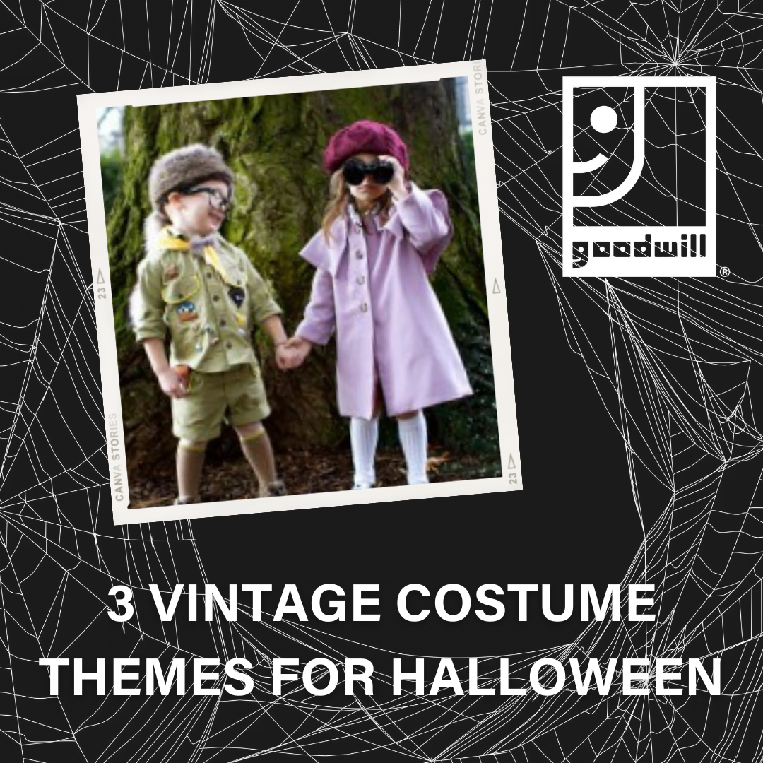Vintage Costume Themes for Halloween