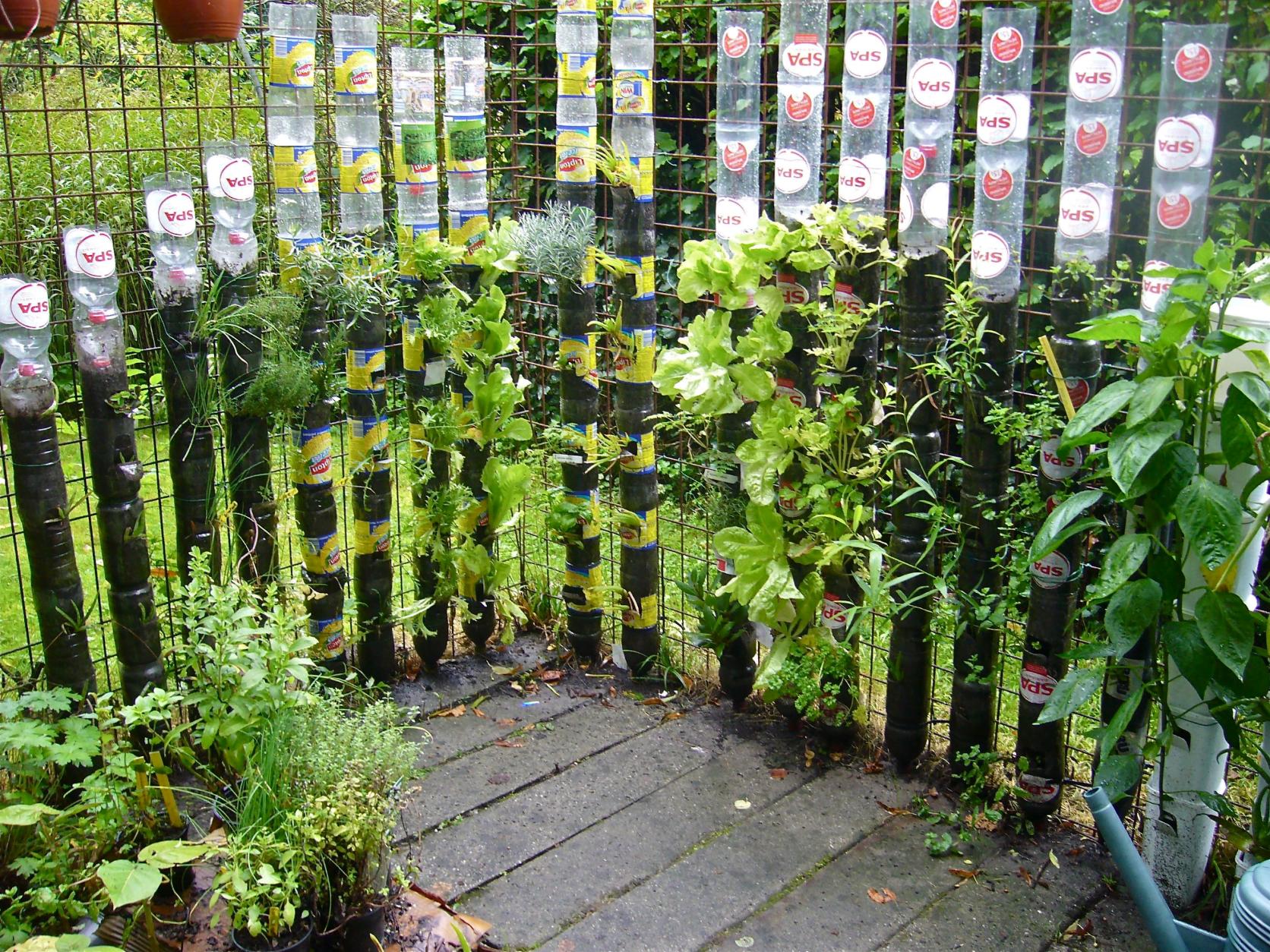 Think Vertical Garden