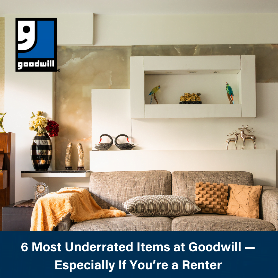 Apartment Living with Goodwill