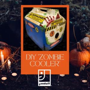 DIY Zombie Cooler